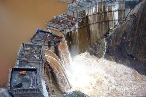 Barragem Renascença na Etiópia [Business Monthly / Facebook]
