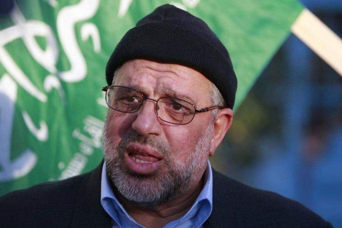 Hassan Yousef, líder do Hamas, 2 de abril de 2019 [Twitter]