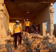 Civis são mortos em Idlib por ataques aéreos das forças do regime