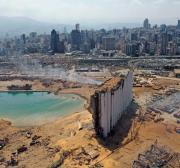 Após explosão, Líbano tem reservas de grãos para menos de um mês