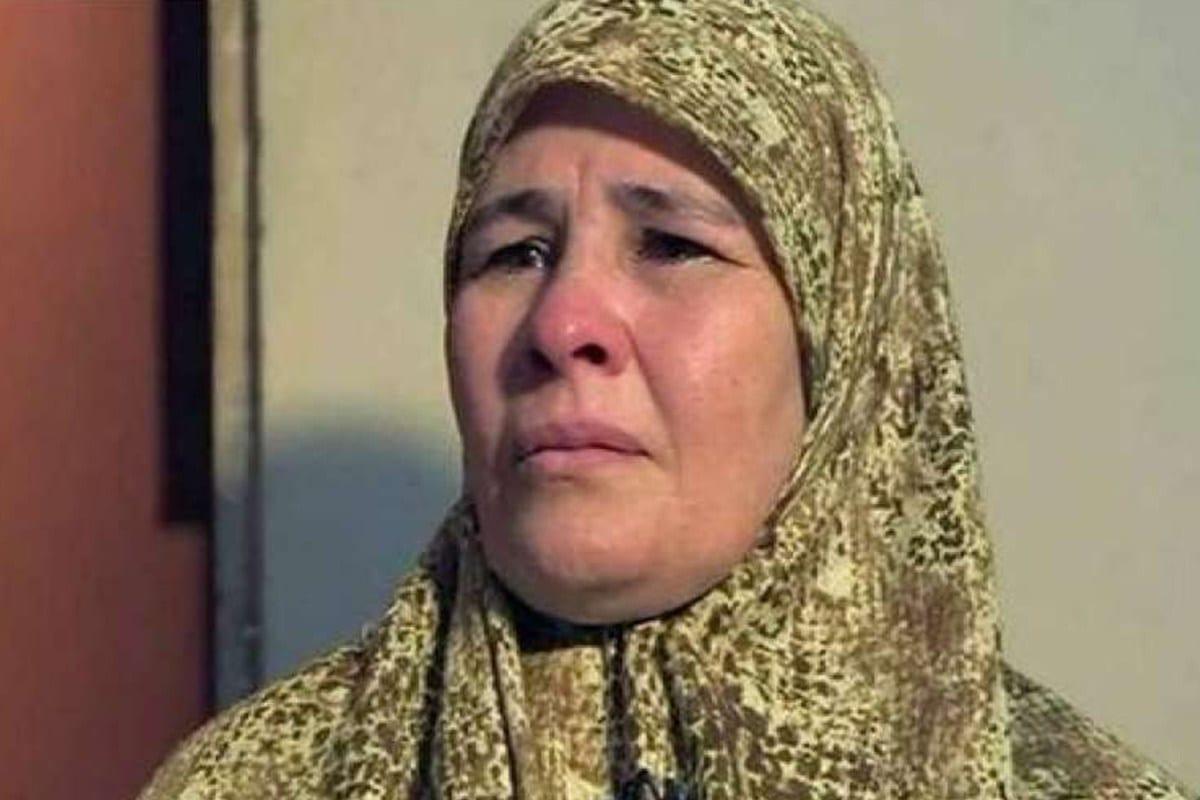 Umm Zubeida, mãe de Zubeida Ibrahim Yousef, foi presa após denunciar publicamente o desaparecimento e o estupro de sua filha por forças de segurança do Egito [Facebook]