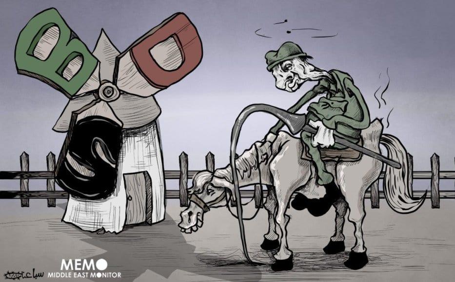 Israel impotente enfrenta o BDS [Sabaaneh/Monitor do Oriente Médio]