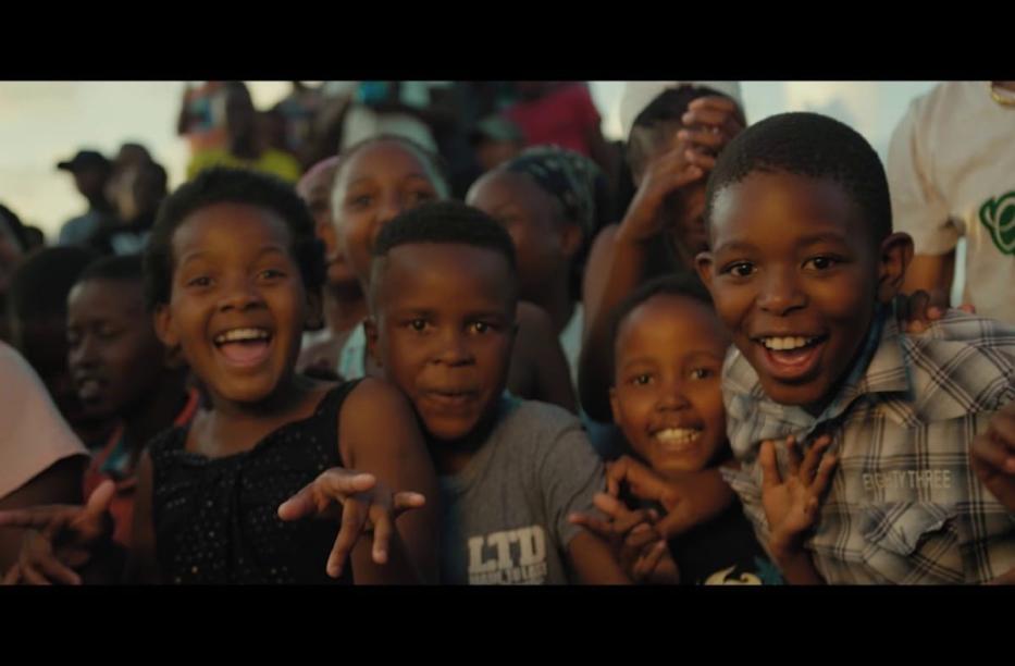 Jerusalemdancechallenge Música Sul Africana Toca Profundamente Os Palestinos Monitor Do Oriente