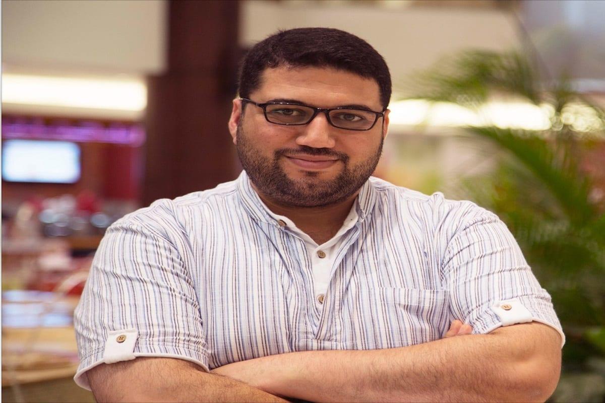 Bashar Hamdan [Foto arquivo pessoal]