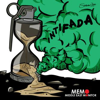 Intifada [Sarwar Ahmed/Monitor do Oriente Médio]