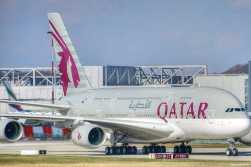 Qatar Airways [Glyn Lowe/Flickr]