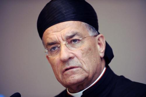 Patriarca cristão maronita do Líbano Beshara Al-Rai em Istambul, Turquia em 31 de março de 2011 [Bulent Kilic/ AFP/ Getty Images]
