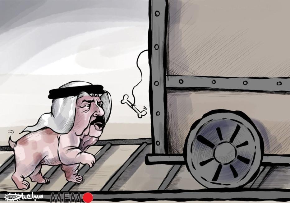 Bahrein normaliza relações diplomáticas com Israel [Sabaaneh/Monitor do Oriente Médio]