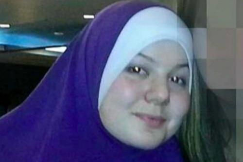 Zehra Duman deixou Melbourne para ingressar no Daesh, 25 de setembro de 2020 [Nine Network / Twitter]