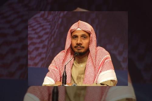 Abdullah Ibn Ali Basfar, recitador do Alcorão famoso no mundo árabe [Redes sociais]