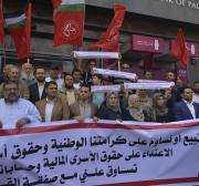 Israel prepara sanção a bancos palestinos que atendem famílias de prisioneiros