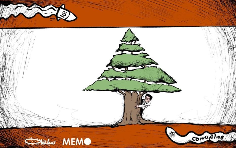 Tensões entre o Líbano e Israel na fronteira [Sabaaneh/Monitor do Oriente Médio]