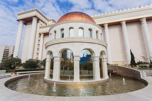 O Templo de Salomão no brasil [wikimedia]