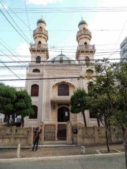 Mesquita de Kobe, Japão