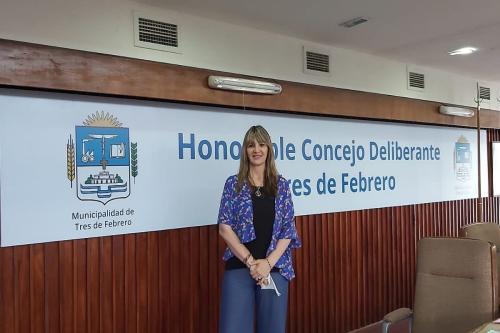 Cristina Heredia [Foto arquivo pessoal]