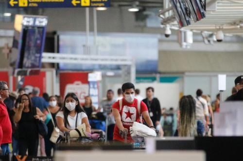 Aeroporto Rio de Janeiro [Fernando Frazão/Agência Brasil]