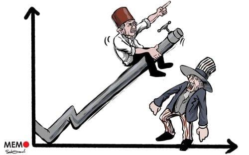 A Turquia pretende se livrar das amarras impostas pelas importações de energia graças ao gás natural encontrado no Mar Negro. [Sabaaneh/Monitor do Oriente Médio]