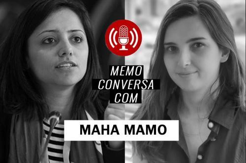 Maha Mamo e Amanda De Sordi