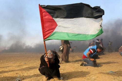 A ONU é (Conselho de Segurança) outra batalha perdida para os palestinos. [Sabaaneh/Monitor do Oriente Médio]