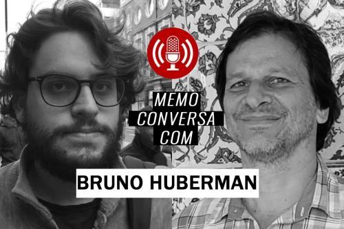 Bruno Huberman e Fábio Bosco