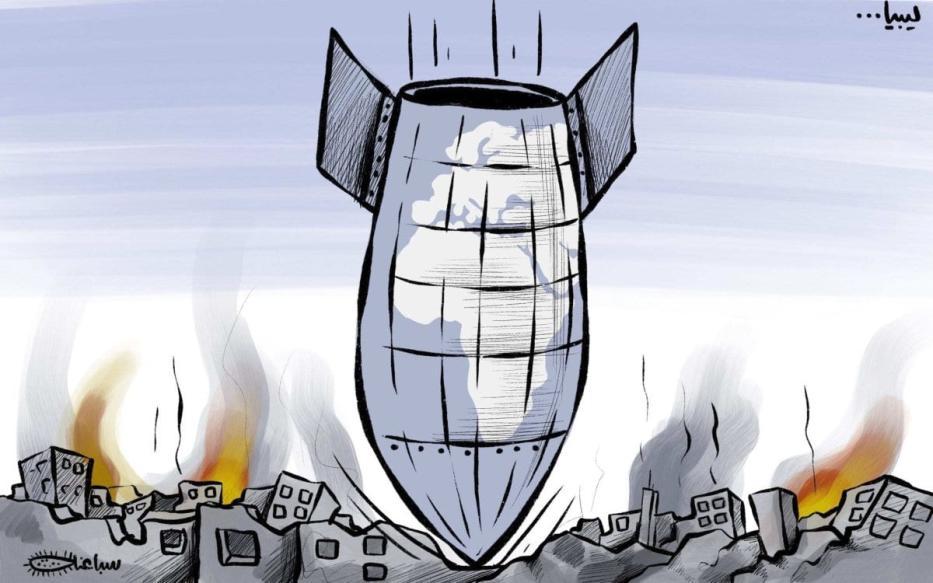 A Líbia e o caos sem fim [Sabaaneh/Monitor do Oriente Médio]