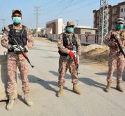 Irã investiga mortes a tiros na fronteira com o Paquistão