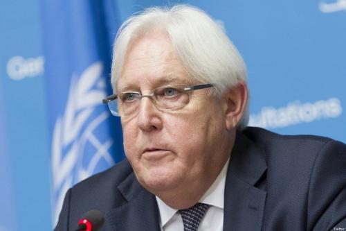 Martin Griffiths, enviado das Nações Unidas para o Iêmen [Twitter]