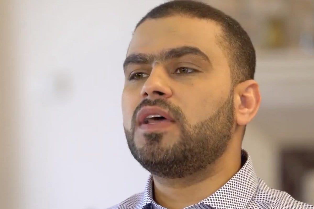 Osama Alhasani [Screengrab / Youtube]