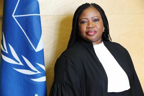 Fatou Bensouda [TPI]