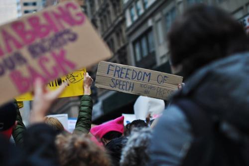 Liberdade de expressão. [Wikipedia]