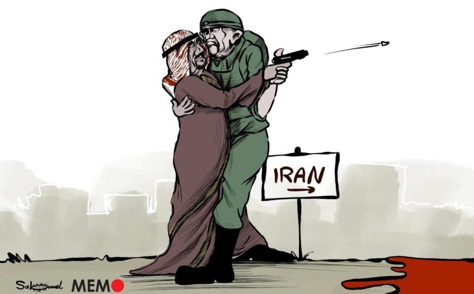 Israel e Arábia Saudita são responsáveis pelo assassinato do cientista iraniano Mohsen Fakhrizadeh? [Sabaaneh/Monitor do Oriente Médio]