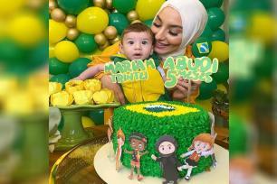 Comemoração dos 30 anos de vida de Mariam Chami [Foto reprodução Instagram]