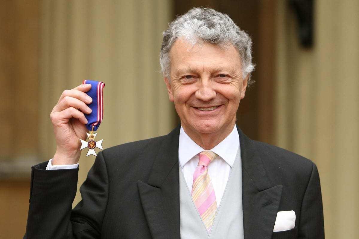 William Shawcross em Londres, Reino Unido, 10 de março de 2011 [Dominic Lipinski/Getty Images]