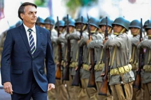 Presidente Jair Bolsonaro [Marcos Correa/Presidência da República]