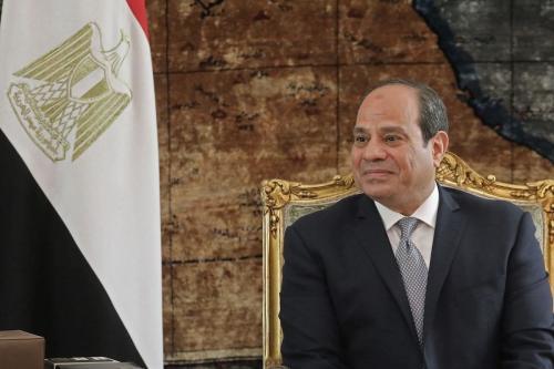 Líderes do Egito e do Catar trocam desejos de felicidade no início do Ramadã
