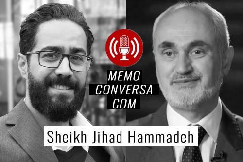MEMO conversa com Sheikh Jihad Hammadeh