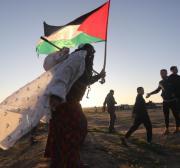 A causa palestina é sufocada mas não morre