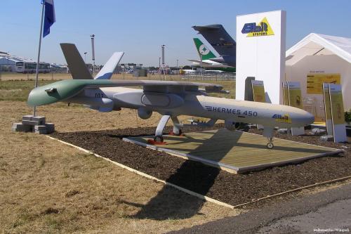 Elbit, empreiteira de defesa israelense [MilborneOne/Wikipedia]