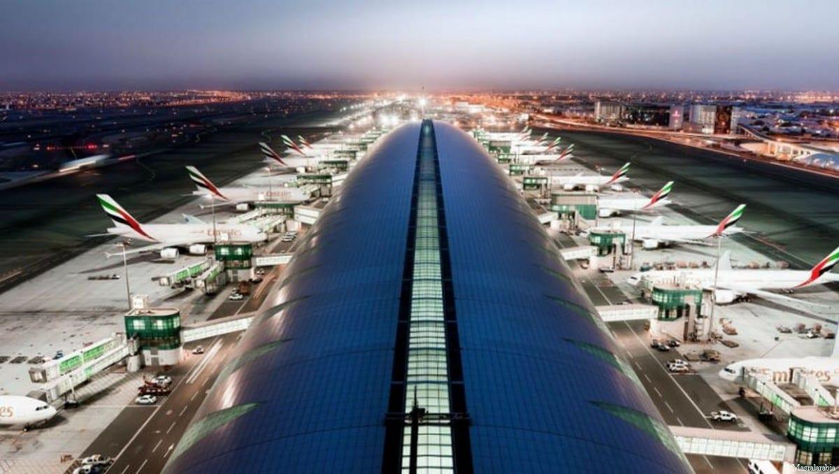 Aeroporto Internacional de Dubai, Emirados Árabes Unidos [Masralarabia]