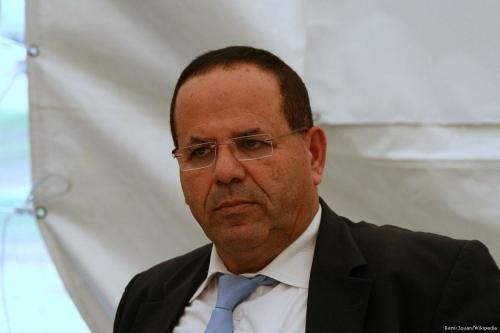 O então ministro das Comunicações de Israel, Ayoub Kara, em 31 de outubro de 2012 [Remi Jouan/Wikipedia]