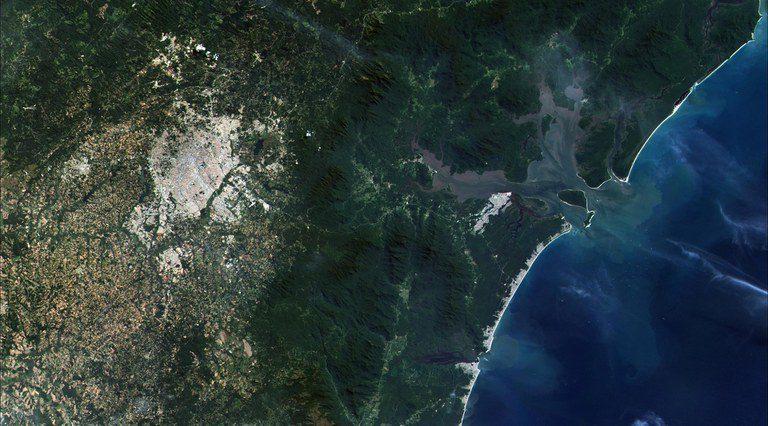 Curitiba/PR e Ilha do Mel em 11/04/2021