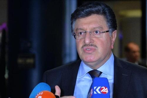 Salem al-Muslet, novo líder da Coalizão de Oposição da Síria (COS) [Agência Anadolu]