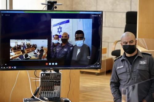 Corte israelense estende prisão dos 4 fugitivos palestinos recapturados