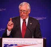 Líder da maioria na Câmara dos Representantes dos EUA diz que corte de fundos a Israel é 'atraso técnico'