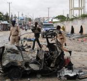 Explosão terrorista do Al-Shabaab atinge aeroporto na Somália, matando um