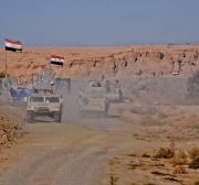 Iraque constrói cerca de 650 km na fronteira com a Síria