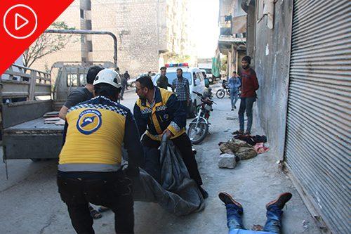 Síria: Massacre em Idlib deixa pelo menos onze mortos, incluindo quatro crianças