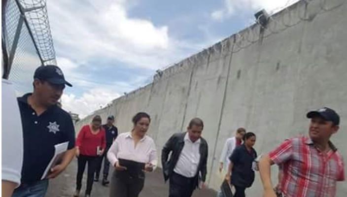 Supervisa CEDH Cereso Hermanos Lpez Rayn en Zitcuaro