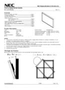 NEC V421-2 Manual Downloads
