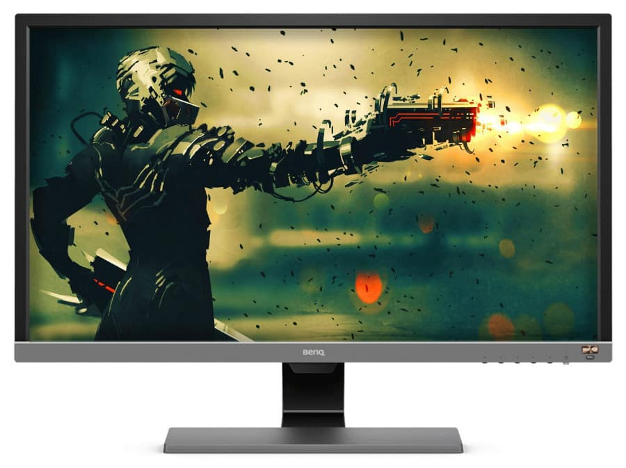 BenQ EL2870U Review Affordable 4K Entertainment Monitor